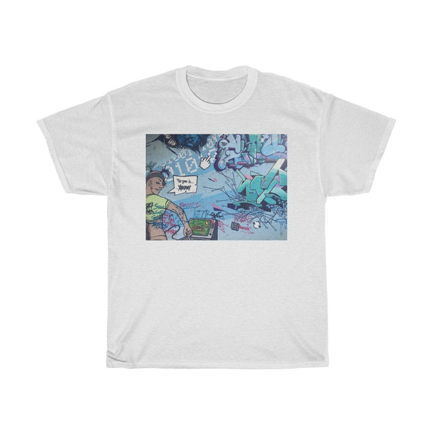 "T-Shirt ""Grafitti Wall"""