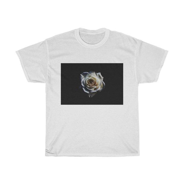 "T-Shirt ""White Rose"""