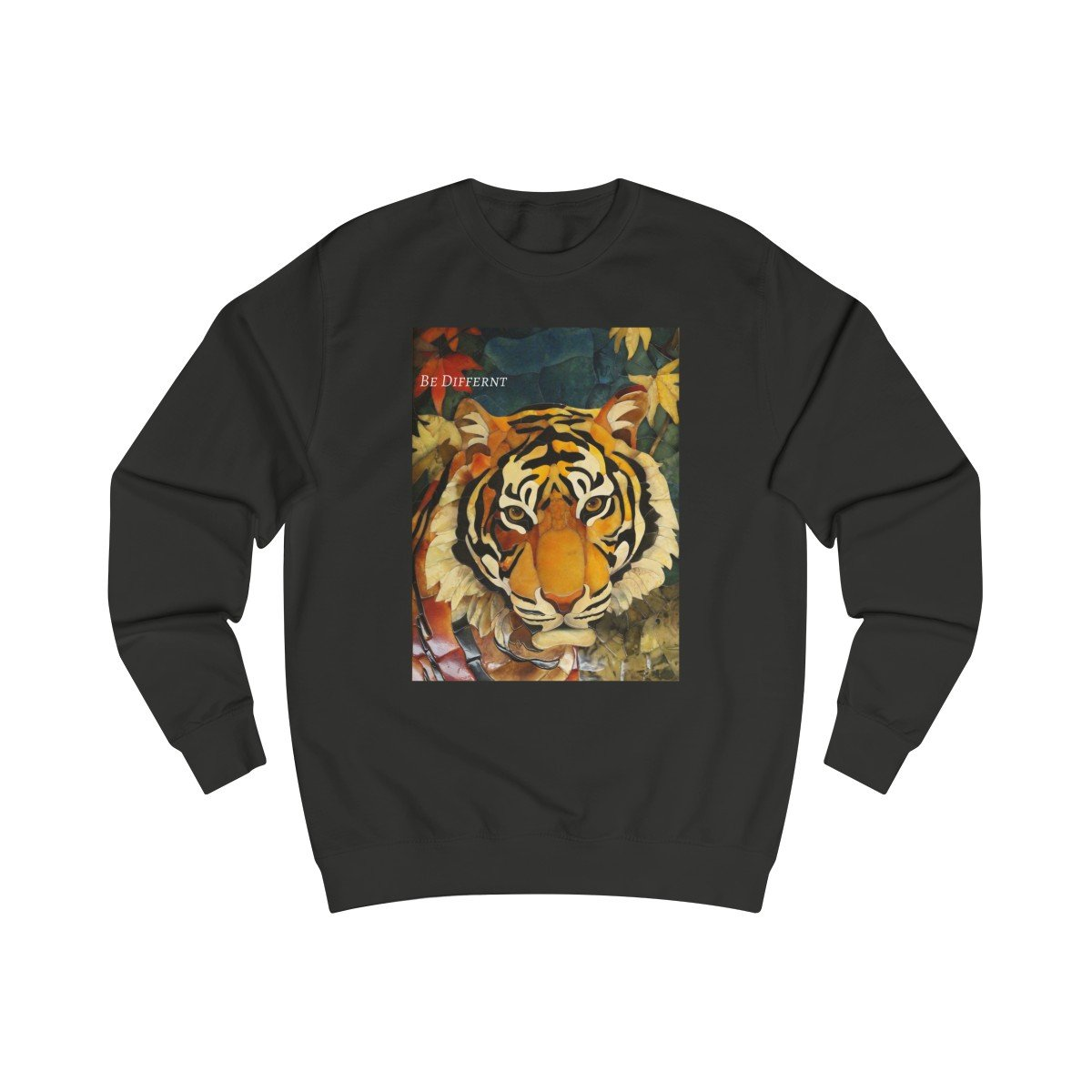 "Sweatshirt ""Art Tiger"""