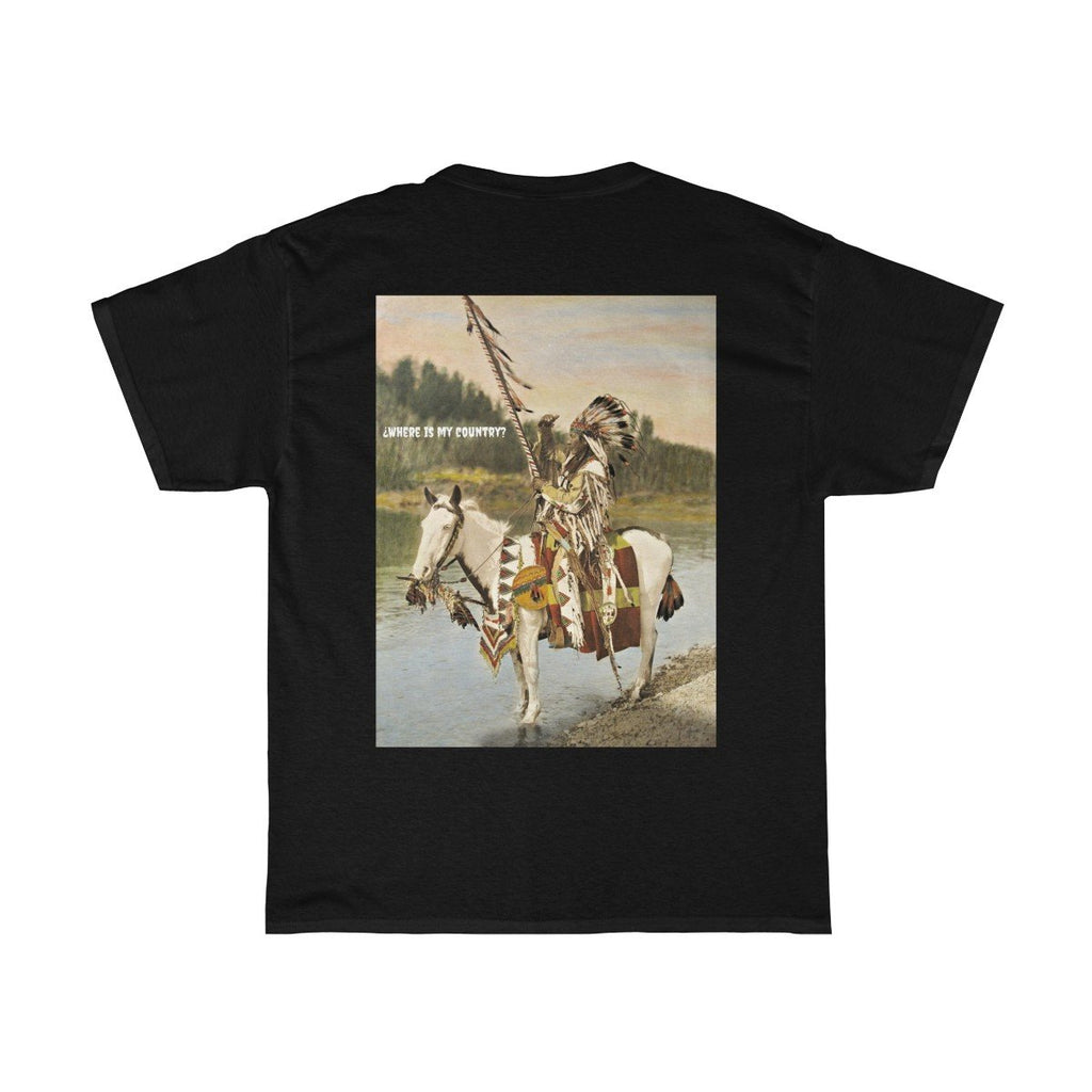 "T-Shirt ""The Indian"""