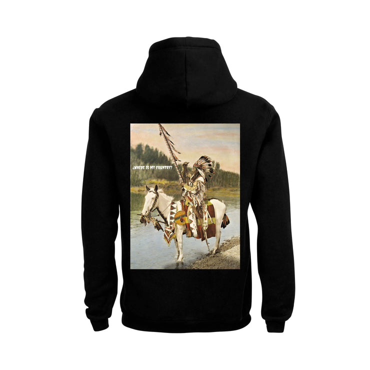 "Hoodie ""The Indian"""