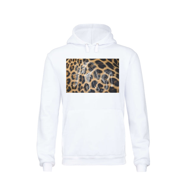 "Hoodie ""Two Animals"""