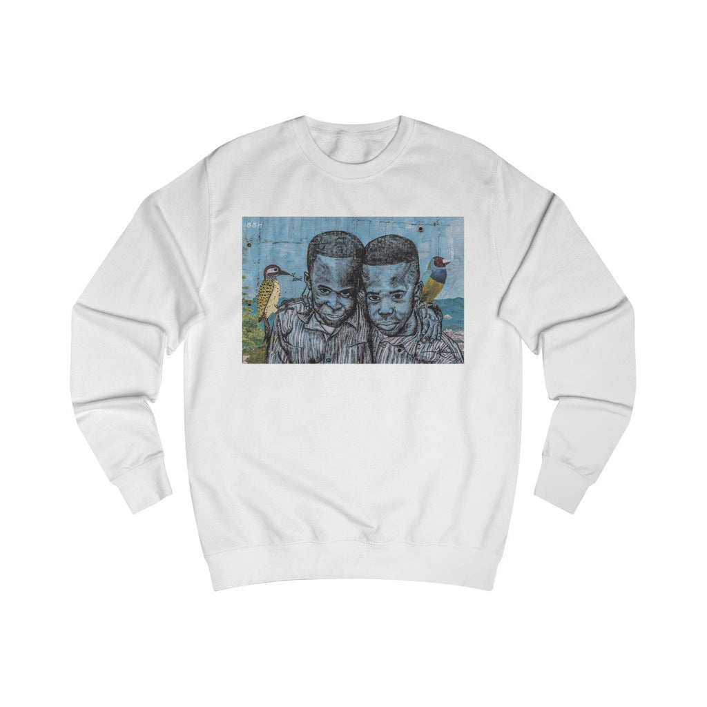 "Sweatshirt ""Art Boys"""