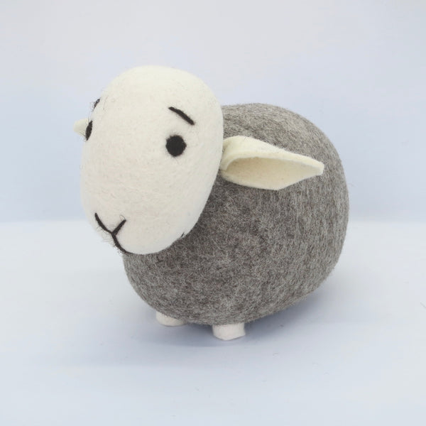 Oatmeal Sheep (White Head)