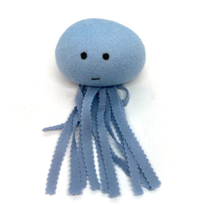 Blue Merino Jellyfish