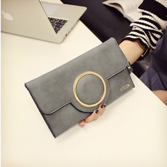 Envelope Messenger Grey Bag