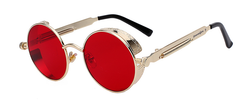 Alloza Red Gold Sunglasses