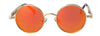 Alloza Sunrise Orange Sunglass