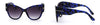 Laiko Blue Waves Sunglasses