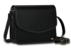 Casual small purse black messenger bag