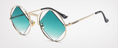Grevia Green Sunglass