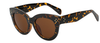 Savanah Animal Style Sunglass