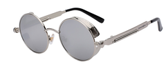 Alloza Grey Sunglasses