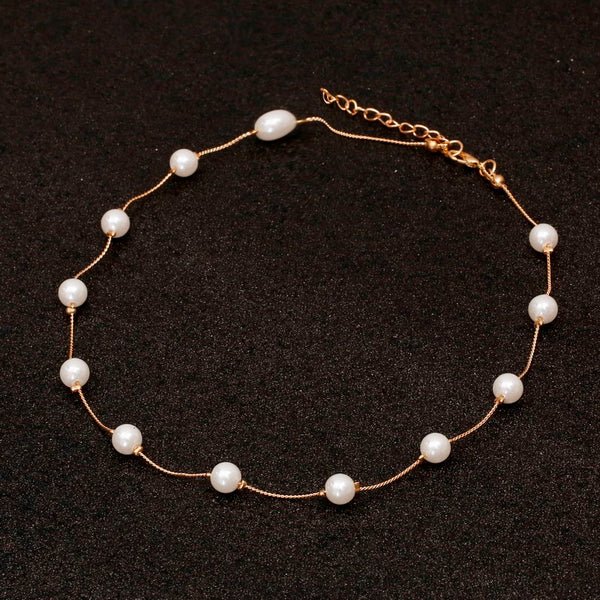 Pearl Necklace Chain