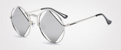 Grevia Light Grey Sunglass