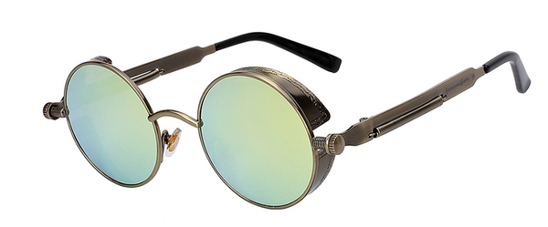 Alloza Forest Green Sunglasses