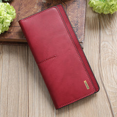 Long Red Envelope Wallet