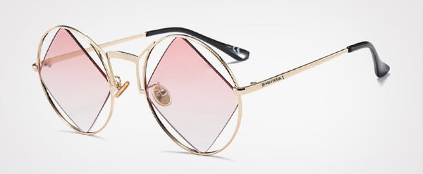 Grevia Light Pink Sunglass