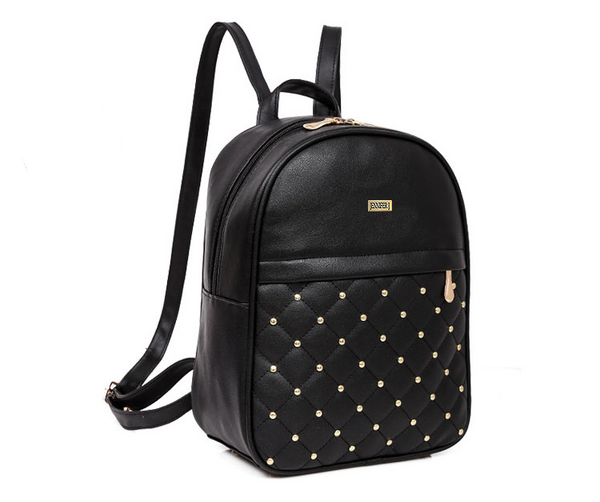Backpack Black Rucksack