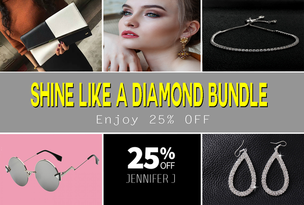 Shine Like A Diamond Bundle ( 25% OFF )