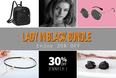 Lady in Black Bundle ( 30% OFF )