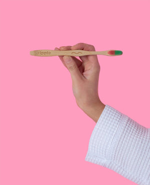 bamboo toothbrush, wooden toothbrush, eco toothbrush, biodegradable toothbrush, eco-friendly toothbrush