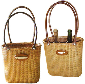 Farnum Nantucket Basket Tote