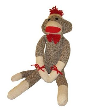 Original Sock Monkey