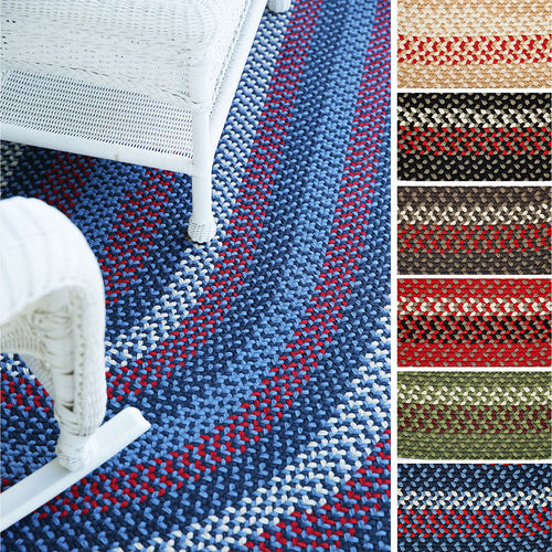 Rhody Manhattan Braided Rugs