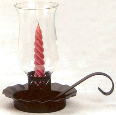 Candle Lamp with Bell Chimney