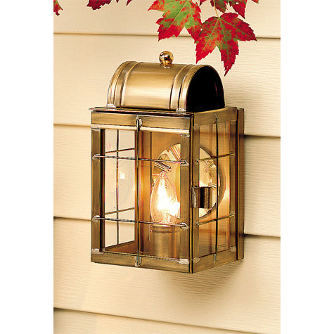 Irvin's Country Tinware Small Wall Lantern
