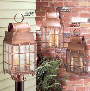 Irvin's Country Tinware Washington Outdoor Lanterns
