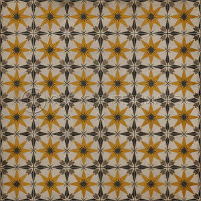 Vintage Vinyl Floor Cloths by Spicher - Pattern 72
