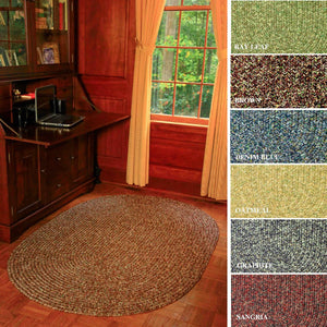 Rhody Braided Rugs Promo Collection -Sandi