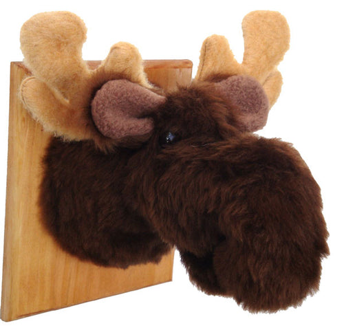 Mini Moose Trophy Mount by Fair Game