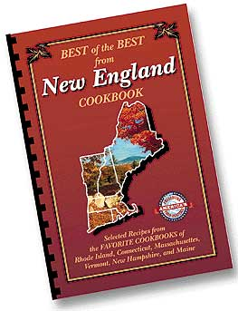 Best of the Best from New England cookbook