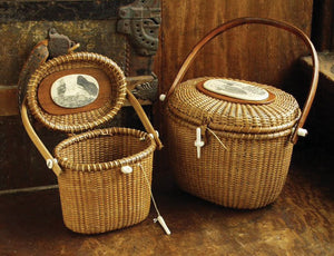 Nantucket Basket  handbag