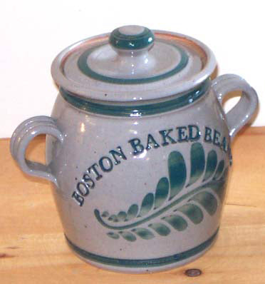Boston Baked Bean Pot