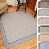Rhody Braided Rugs Casual Comfort Collection