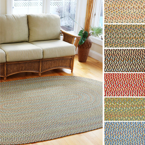 Rhody Braided Rugs Cypress Collection