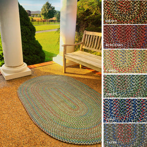 Rhody Braided Rugs Promo Collection - Katie