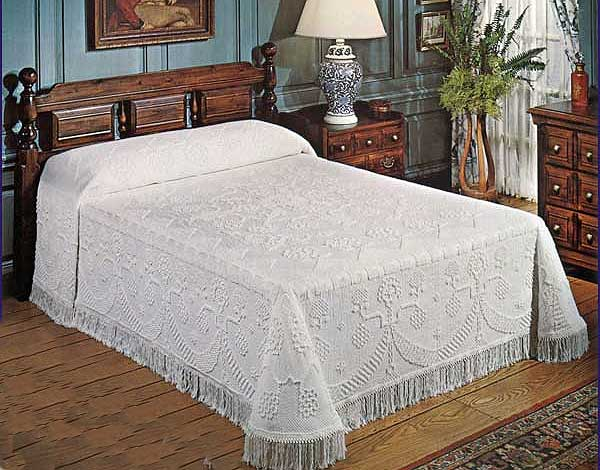 George/Martha Washington Bates Bedspread