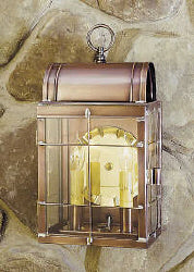 Irviin's Country Tinware Toll House Wall Lantern