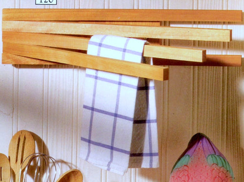 Swing Arm Towel Rack