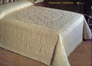 New England Tradition Bates Bedspread