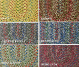 Rhody Braided Rugs Promo Collection -Sophia