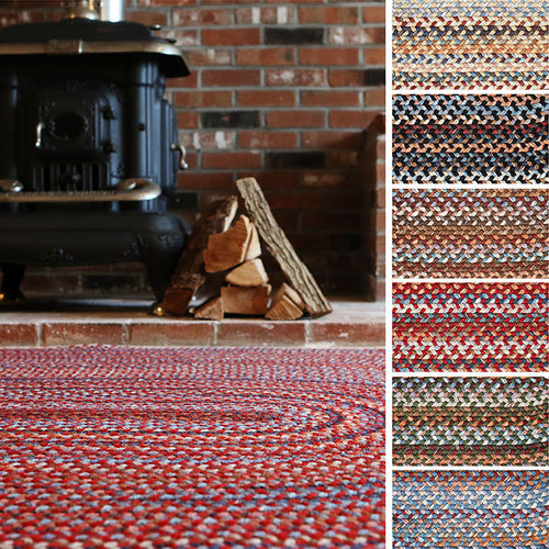 Rhody Braided Rugs Astoria Collection