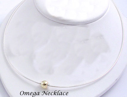 Necklace Omega - Beach Collection