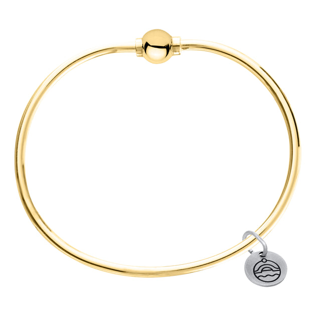 LeStage Cape Cod 14K Yellow Gold Bracelet
