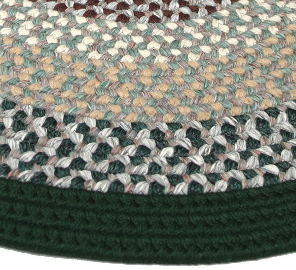 Green Mountain Braided Rugs By Thorndike Mills Best Of New England